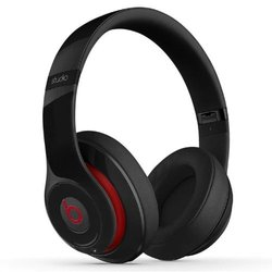 Beats by Dre Studio 2.0 Over Ear Headphones - Black