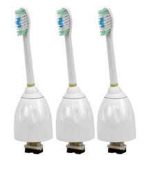 Philips Sonicare E-Series 3 Replacement Brush Heads