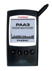 Phonic 31-Band Hand-Held Spectrum Analyzer PAA3