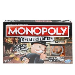 Monopoly Cheaters Edition Board Game 2197385