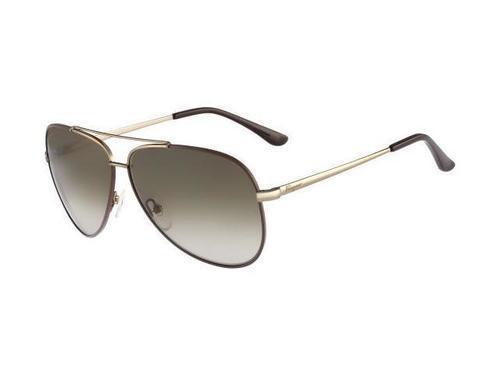 754a8eea36cbc Salvatore Ferragamo Men s Sunglasses - Gold Beige - 60MM (SF131S 719 ...