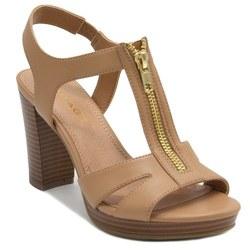 Rampage Preeta Women's High Heel Sandals - Camel - Size:8 2200818