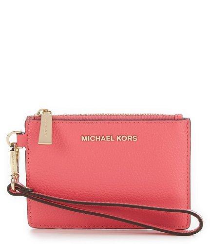 michael kors mercer small women 39 s coin purse pink check back soon blinq. Black Bedroom Furniture Sets. Home Design Ideas