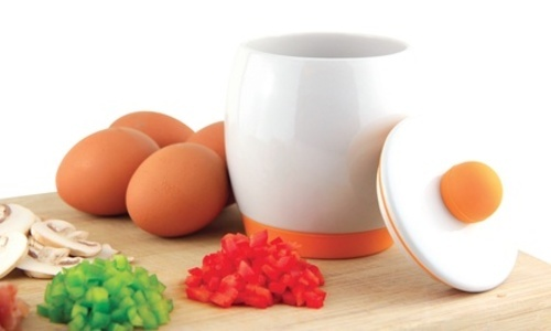 Microwave Egg Cooker And Poacher