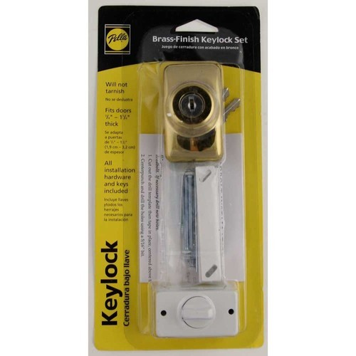 Pella 9 34 Screen Door Storm Door Deadbolt Lock Check Back