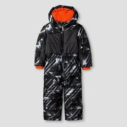 ZeroXposur Toddler Boys' One-Piece Snowsuit - Black - Size:18M (2232095 R-Way by ZeroXposur) photo