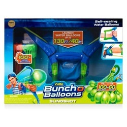 Deals on Bunch O Balloons Zuru Slingshot Water Balloons with 3 Stems