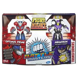 Transformers Battlemasters Fight Night Battle Set