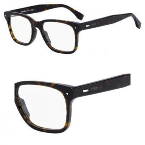7cde982f1b5 Fendi Men s Glasses Frames - Brown (Demo Frames) - Check Back Soon ...
