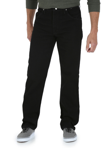 995b4307 Wrangler Men's 5-Star Regular Fit Jeans - Rinse 35X30 - Check Back ...