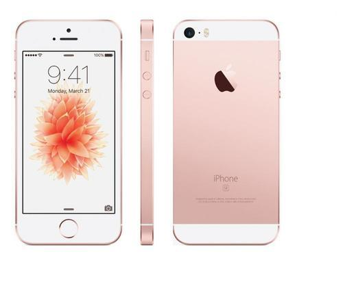 Iphone se rose gold 16gb price