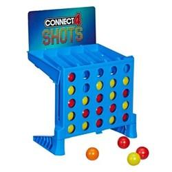 Hasbro Connect 4 Shots Bounce Balls Plastic