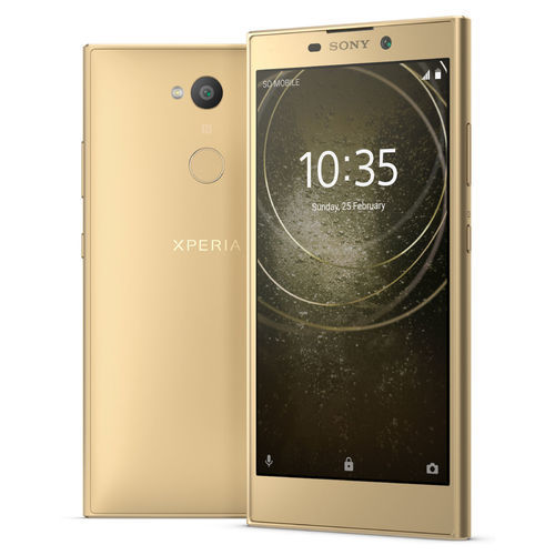 Unlocked Sony Xperia L2 32GB Android Smartphone - Gold (H3321