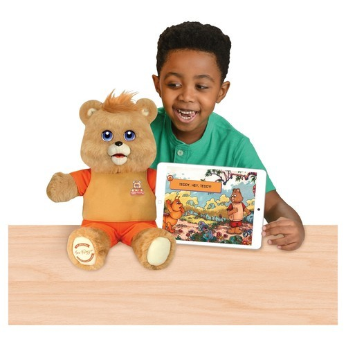 Teddy Ruxpin - The Storytelling and Magical Bear - Great Gift Idea