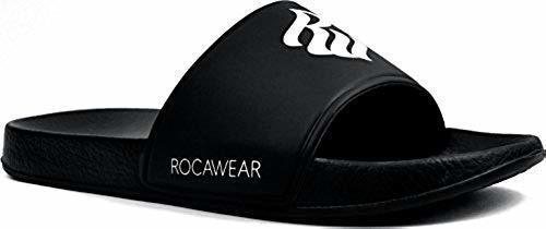 Rocawear Men'S Sandals: Small/Black