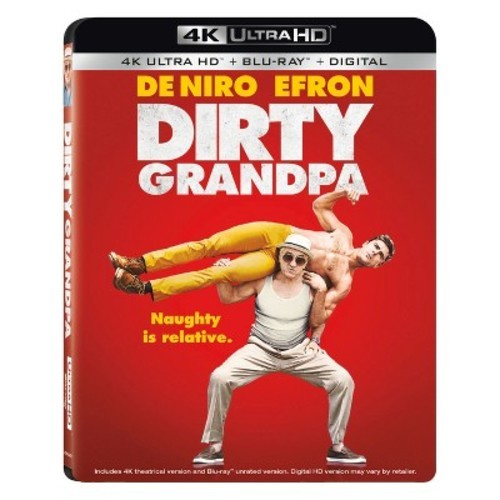 Dirty Grandpa (4K/UHD)