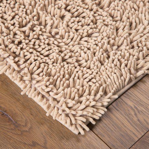 Mohawk Home Memory Foam Bath Rug Brown Size 1 8 X 2 10 Check
