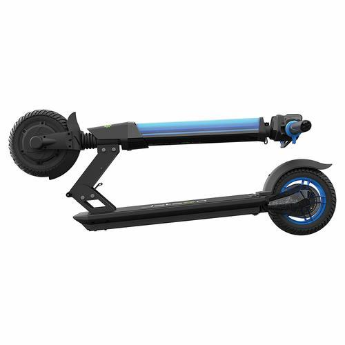 Jetson Beam Folding Electric Scooter With Bright Led Blue Black