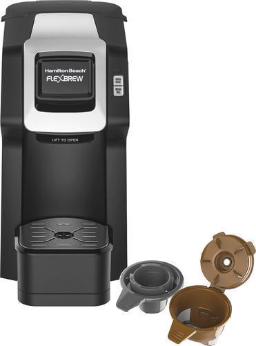 Hamilton Beach Flexbrew Single Serve Coffee Maker 49974 Check