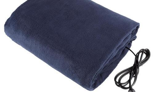 Stalwart 12v Electrical Blankets For Cars Automobiles Blue