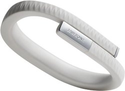 Jawbone UP Fitness Activity Tracker - Light Grey - Large