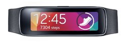 Samsung Gear Fit Smartwatch for Samsung Devices - Black