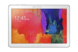 "Samsung Galaxy Tab 12.2"" Tablet 32GB Android 4.4 - White (SM-T9000ZWAXAR)"
