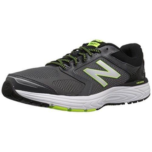 65ddf139c18f9 New Balance Men's 560 V7 Training Shoes - Gray/Yellow - Size 9.5 - BLINQ