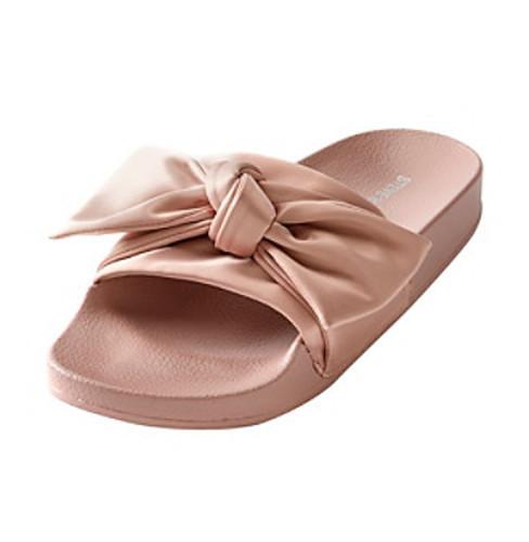 75c5778d7cf ... 7 Steve Madden Women s Silky Pool Slide Sandals - Pink - Size  ...