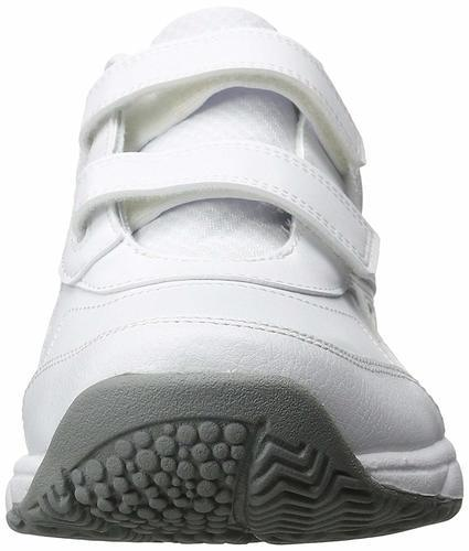 Reebok Men s Work N Cushion KC 2.0 Walking Shoes - White Gray - Size ... 6109272f9