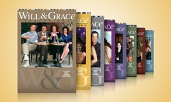 Will & Grace Seasons 1-8 The Complete Series DVD Set