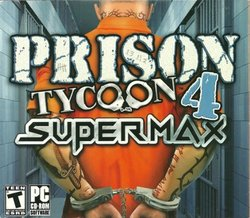 Prison Tycoon 4 Super Max - PC