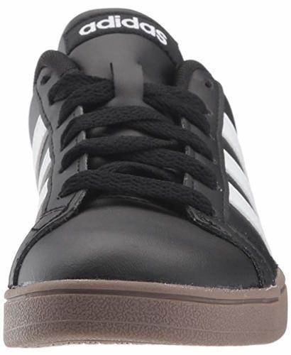 79d522b60b1f Adidas Kids  Baseline K Sneakers - Black White - Size  3 - Check ...