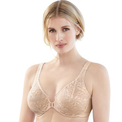 b81f10b7b9fd3 Glamorise Women s Front Closure Wonderwire Bra - Cafe - Size  44DDD F -  Check Back Soon - BLINQ