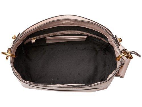 f229d9a8013 Cole Haan Women s Zoe Bucket Leather Crossbody - Peach Blush - Size  Small  ...