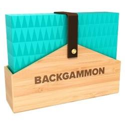 Pressman Designer Classics Backgammon Board Game