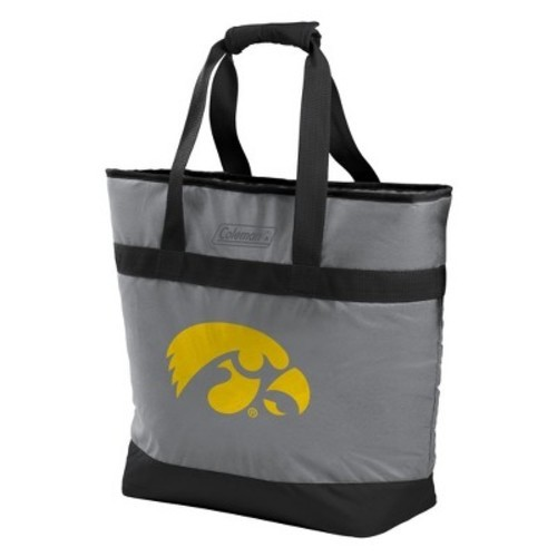 79ce3d314f3 Iowa Hawkeyes Coleman Large Cooler Tote Bag - BLINQ