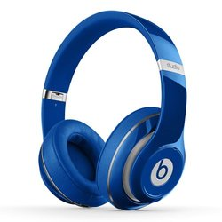 Beats by Dre Studio 2.0 Over-Ear Headphones - Blue (MH992AM/A)