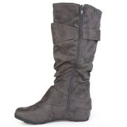 Journee Collection Women's Jester Knee-High Boots -