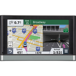"Garmin Nuvi 5"" Touchscreen GPS Car Navigation System (2598THD)"