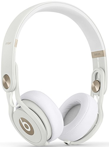 Beats By Dr Dre Mixr 5s Grammy Gold On Ear Headphones White Gold Check Back Soon Blinq