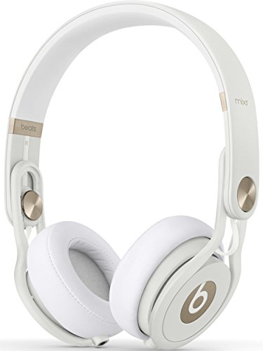 ... Beats by Dr. Dre Mixr 5S Grammy Gold On-Ear Headphones - White Gold ... 13b4f6328