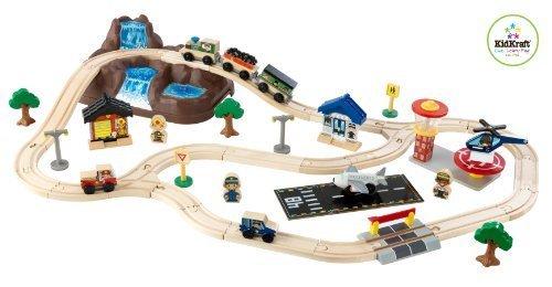 Birthday Gift Ideas For 6 Year Old Boy India Rsgoldfun Com KidKraft Bucket Top Mountain Train Set