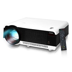 Pyle HD LED Projector With Built-in Speakers (prjle82h)