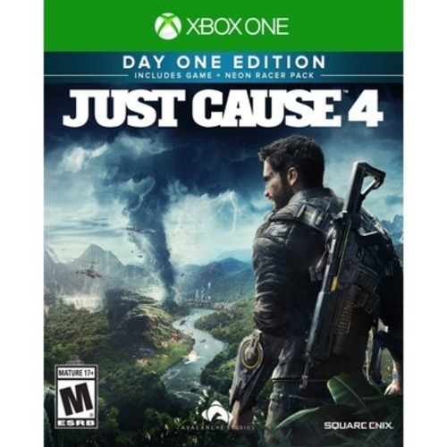 Square Enix Just Cause 4 Day One Edition Video Game for Xbox One