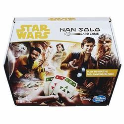Star Wars Han Solo Card Board Game