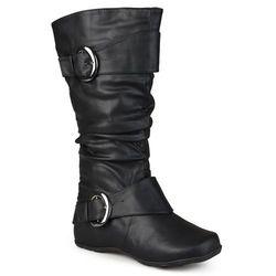 Journee Collection Women's Paris Wide Knee-High Boots