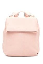 Aimee Kestenberg Bali Leather Backpack - Rose