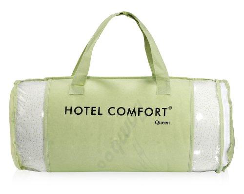 Hotel Comfort Bamboo Covered Memory Foam Pillow Queen Check Back Custom Hotel Comfort Bamboo Covered Memory Foam Pillow