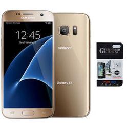 Samsung Galaxy S7 32GB Smartphone for Verizon Wireless - Gold (SMG930VZDA)